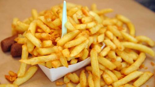 Faire des bonnes frites